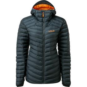 Rab Cirrus Alpine Jacket Women, gris